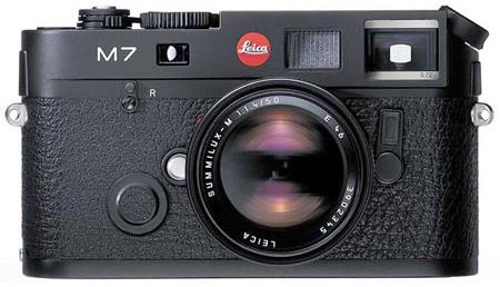 Leica M7, rangefinder analog terakhir produksi leica