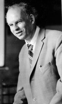 Gale Bruno van Albada dalam NAC 1967 di Dalfsen, Negeri Belanda